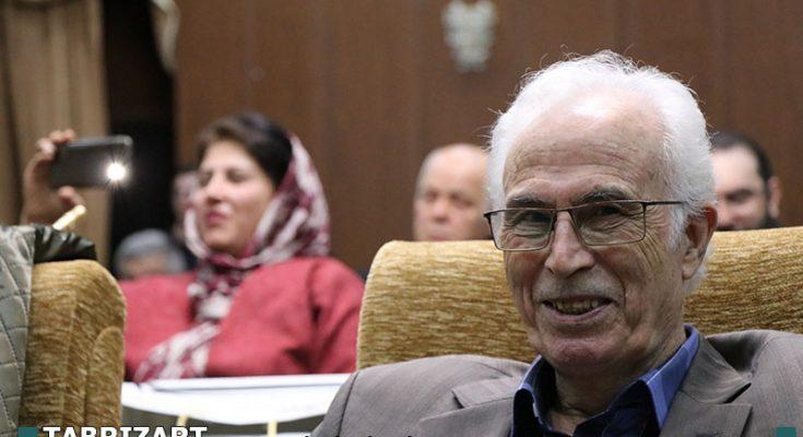 """گزارش تصویری نکوداشت مقام هنری """"استاد ابراهیم پشتپناه"""""""
