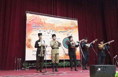 برترین های جشنواره موسیقی عبدالقادر مراغی معرفی شدند