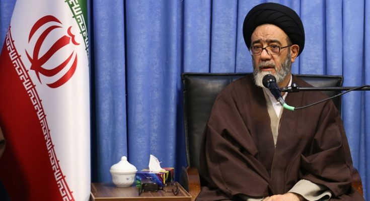 حجتالاسلام والمسلمین سیدمحمدعلی آلهاشم