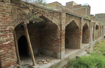 مرمت مدرسه ۸۰۰ ساله حسن پادشاه تبریز آغاز شد
