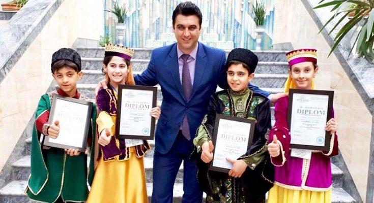 درخشش چهار نونهال تبریزی در دومین فستیوال بین المللی موسیقی ازبکستان