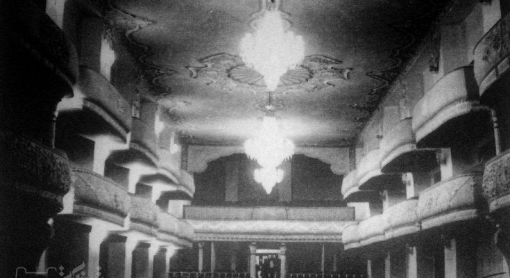 تالار شیر و خورشید تبریز