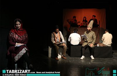 نمایشنامهخوانی «شهر غصه» در تئاتر شهر تبریز افتتاح شد