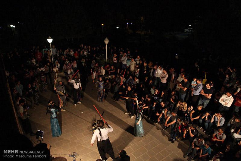 جشنواره تئاتر اهر «مطالبه مردم» هنرمندان رنجیدهخاطر از بدقولیها