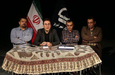 بابک نهرین: تلاشمان برای از بین بردن مافیای تئاتر تبریز است