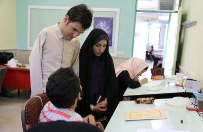 حضور طلایی هنرمندان جوان نگارگر در جشنواره ملی هنرهای تجسمی جوانان