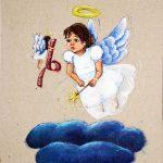 فرشته نگهبان کودکان