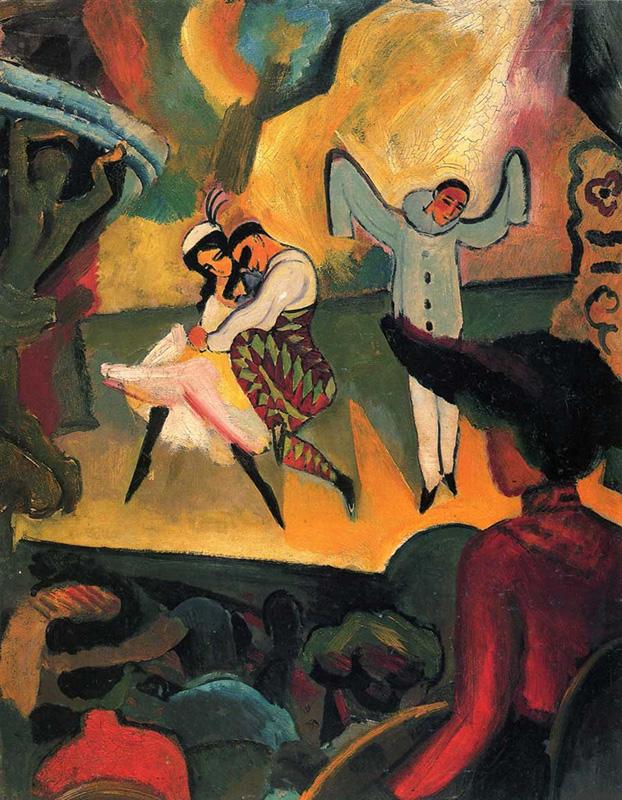 ماکه: باله روسی (۱۹۱۲)