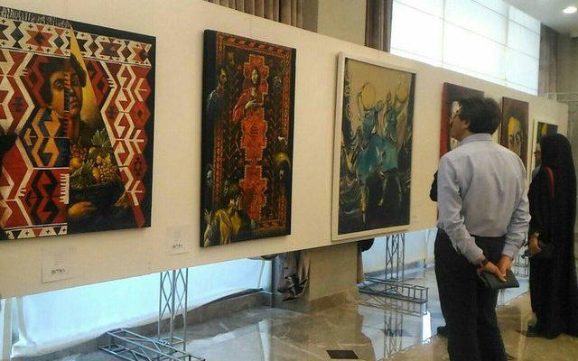 یک هنرمند نقاش: برپایی اکسپو، شخصیت هنری یک شهر است