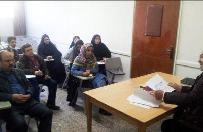 دومین همایش مدیران آموزشگاه های نقاشی استان برگزار شد