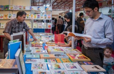 پیش فروش اینترنتی بن کتاب شانزدهمین نمایشگاه بینالمللی کتاب تبریز