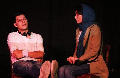 گزارش تصویری از تیوارل نمایش پرسه های موازی در تبریز