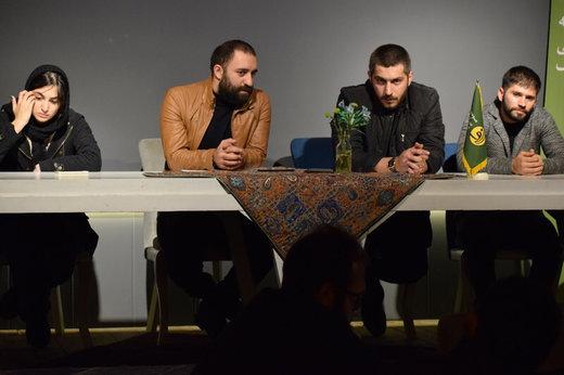 """نمایش """"بیماری خانواده میم"""" در سالن تئاتر مستقل تبریز"""