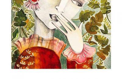 """نمایشگاه تصویر سازی """"ثمین امیدیزدانی"""" در گالری افرند"""
