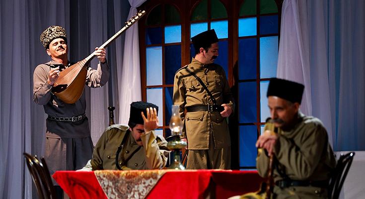 «اتابک پارکینین تراژدیسی» به ۳۷مین جشنواره بینالمللی تئاتر فجر راه یافت