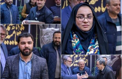 عکاسان اهری در هفتمین سوگواره عاشورایی خوش درخشیدند