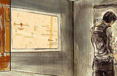 نمایشگاه انفرادی داستان مصور ائلشن محی الدین با عنوان آرت داستان | نوشدارو