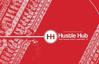 فراخوان رقابت طراحی مسکن سال ۲۰۱۹ در روسیه - پروژه Hustle Hub