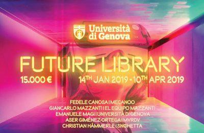 فراخوان مسابقه طراحی کتابخانه دانشکده جِنوا ایتالیا