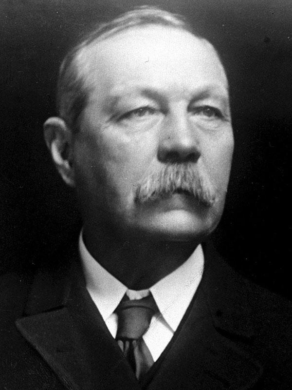 آرتور کانن دویل | Arthur Conan Doyle
