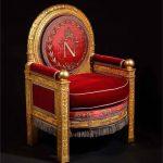 تخت سلطنت ناپلئون بناپارت ۵۰۰ هزار یورو فروخته شد
