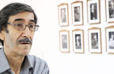 جواد درخشان - عکس از بابک شعبانی