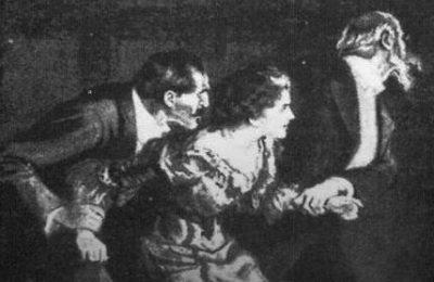 ناپدید شدن خانم فرانسیس کار فاکس از مجموعه داستانهای شرلوک هلمز