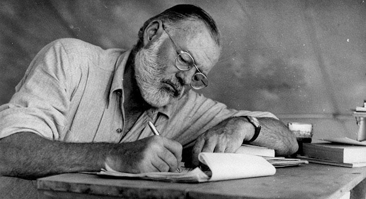 ارنست همینگوی | Ernest Hemingway