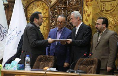 مدیرعامل جدید بنیاد فرهنگ، هنر و ادب آذربایجان معرفی شد