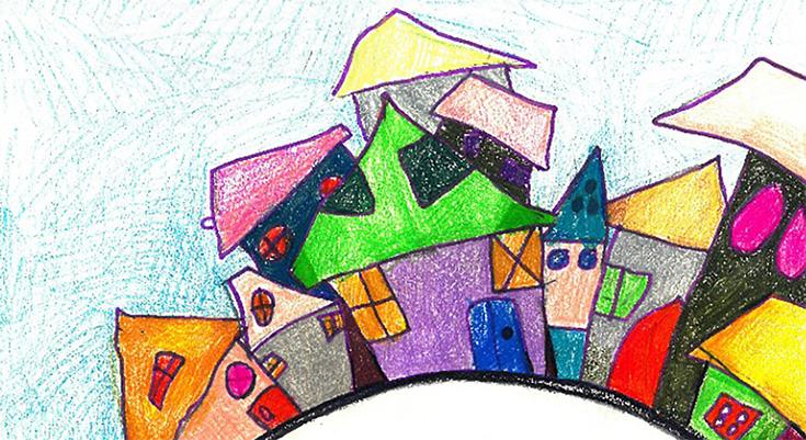 فراخوان مسابقه بینالمللی نقاشی « شهر صلح آمیز » سال ۲۰۲۱