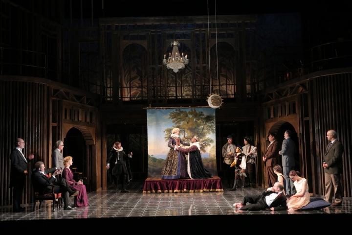 نمایشنامه « هملت » (Hamlet) این اثر پرآوازه « ویلیام شکسپیر »