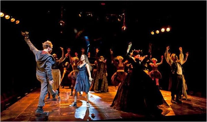 نمایشنامه « رومئو و ژولیت » ( Romeo and Juliet ) اثر جاودانه « ویلیام شکسپیر »