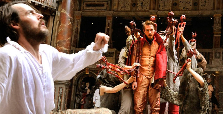 نمایشنامه « دکتر فاستوس، داستان سقوط » ( Marlowe's Doctor Faustus ) اثر « کریستوفر مارلو »