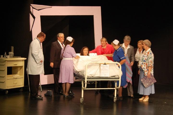 نمایشنامه « بالاخره این زندگی مال کیه؟ » ( ?Whose Life Is It Anyway ) اثر « برایان کلارک »