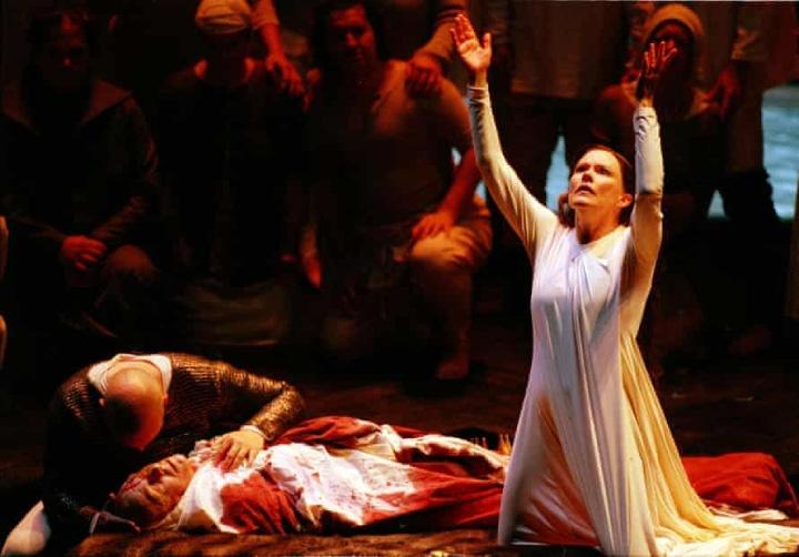 نمایشنامه « مکبث » ( Macbeth ) اثر « ویلیام شکسپیر »